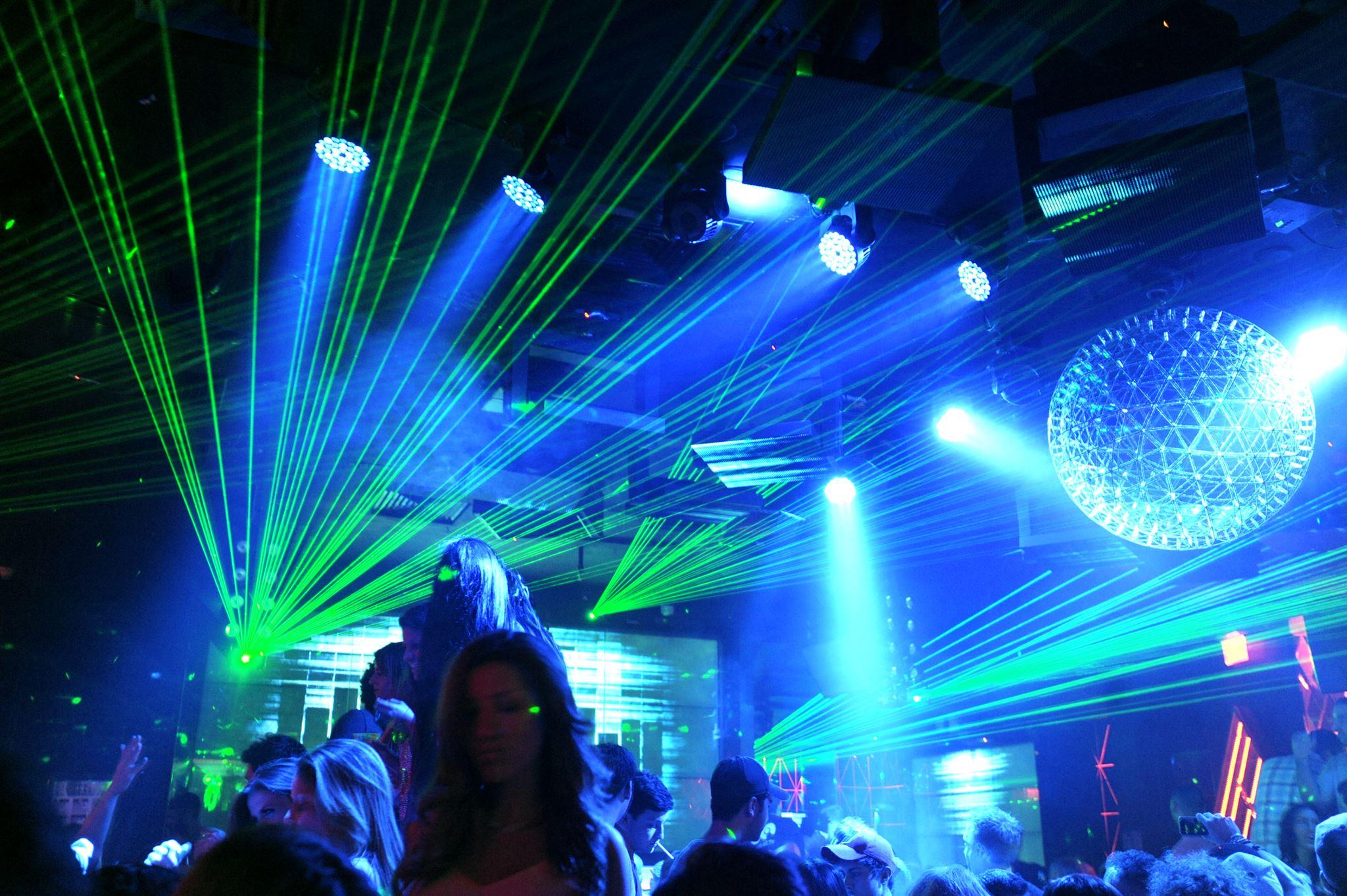 W South Beach Club And Lounge Wall Miami