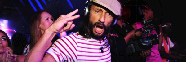 Bob Sinclar at Wall Miami!