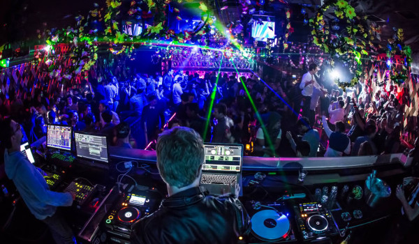 Wall Miami Beach Hosting Amazing South Parties