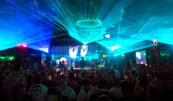 A Top Nightclub in Miami Beach