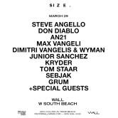 Miami Music Week 2015: Steve Angello + AN21 + Many More…