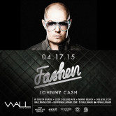 WALLmiami Friday w/ Fashen + Johnny Cash 4.17.15