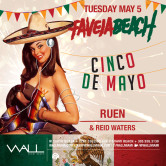 Favela Beach: Cinco de Mayo