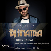 WALLmiami Friday: Sinatra + Johnny Cash