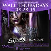 WALLmiami Thursdays: 5.28.15
