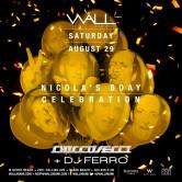 WALLmiami Saturdays w/ Chicco Secci