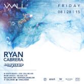 WALLmiami Fridays w/ Ryan Cabrera + DJ LivitUp