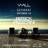 WALLmiami Saturday w/ Patrick Pizzorni + Chicco Secci