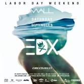 WALLmiami Saturdays:  EDX w/Chicco Secci