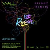 SKAM Fridays w/ DJ Reach + Johnny Cash 10.23.15