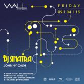 WALLmiami Friday: DJ Sinatra + Johnny Cash