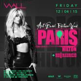 -Art Basel Week 2015- Friday w/ Paris Hilton