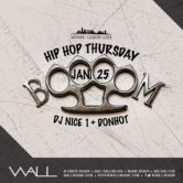 Hip Hop Thursdays w/ DJ Nice 1 + DonHot
